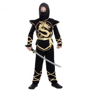 Costume da Ninja Warrior per bambino
