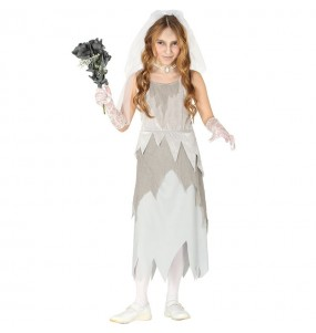 Travestimento Sposa Fantasma bambina che più li piace