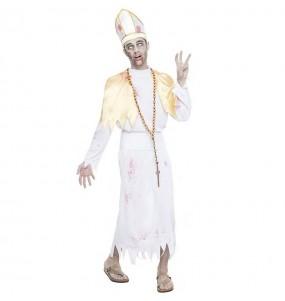 Costume da Vescovo sanguinario per uomo