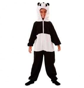 Travestimento Panda di peluche bambino che più li piace