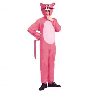 Travestimento Pantera rosa adulti per una serata in maschera