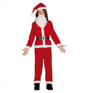 Travestimento Babbo Natale economico bambino che più li piace