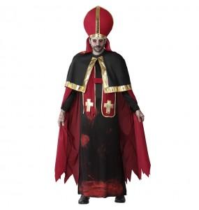 Costume da Papa sanguinario per uomo