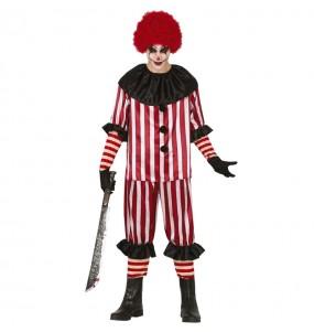 Costume da Pagliaccio Orrore per uomo