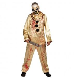 Costume da Pagliaccio Maniaco per uomo