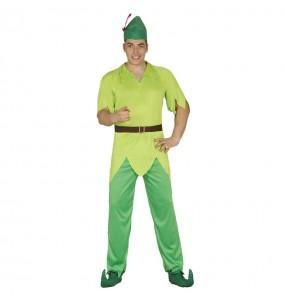 Travestimento Peter Pan adulti per una serata in maschera