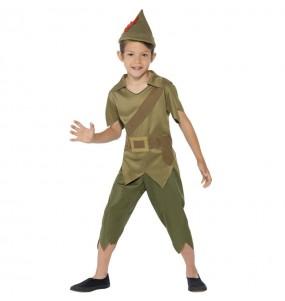 Travestimento Peter Pan Neverland bambino che più li piace