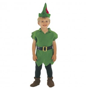 Travestimento Peter Pan Magic bambino che più li piace