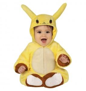 Travestimento Pikachu neonato che più li piace