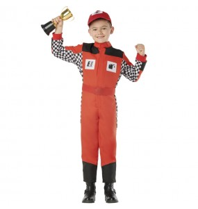 Costume da Automobilista per bambino
