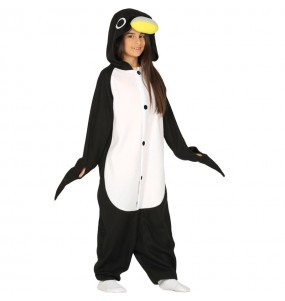 Travestimento giapponese Pinguino Kigurumi bambino che più li piace