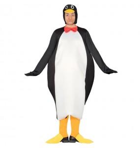 Travestimento Pinguino unisex adulti per una serata in maschera