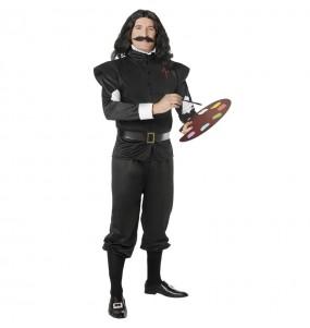 Costume da Shakespeare per uomo