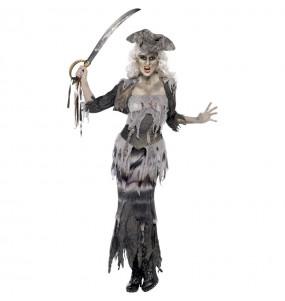 Costume da Pirata nave fantasma per donna