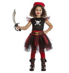 Costume da Pirata in tutù per bambina