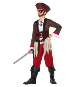 Travestimento Pirata dei Caraibi bambino che più li piace