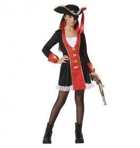 Costume da Pirata dell'oceano per bambina