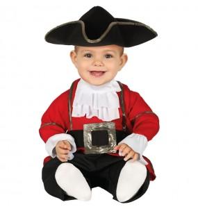 Travestimento Pirata neonato che più li piace