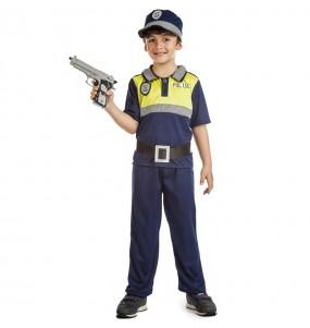 Costume da Polizia municipale per bambino