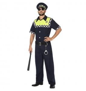 Costume da Polizia municipale per uomo