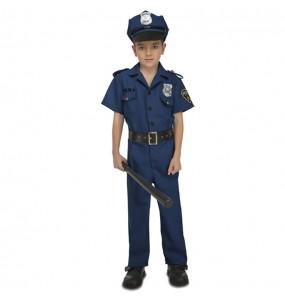 Travestimento Polizia New York bambino che più li piace
