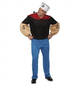 Costume da Popeye per uomo