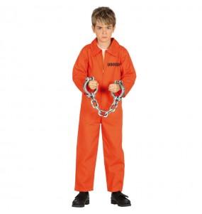 Costume da Prigioniero Guantánamo per bambino