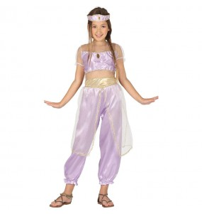 Travestimento principessa araba Jasmine bambina che più li piace