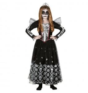 Costume da Scheletro Principessa per bambina
