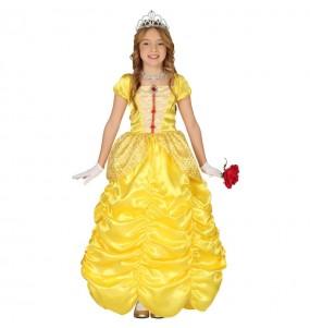 Travestimento Belle bambina che più li piace