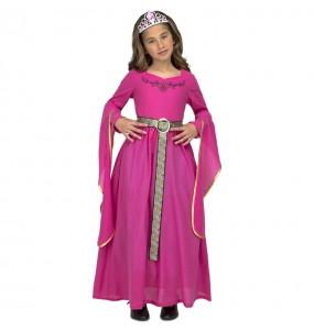 Travestimento Principessa medievale Catherine bambina che più li piace