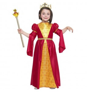 Costume da Principessa medievale Inés per bambina
