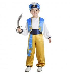 Costume da Principe arabo Aladdin per bambino