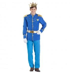 Costume da Principe azzurro Cenerentola per uomo