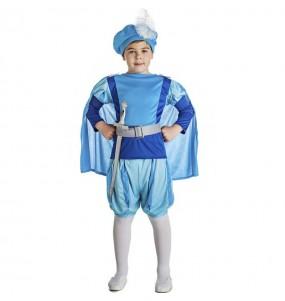 Costume da Principe Azzurro Fiaba per bambino