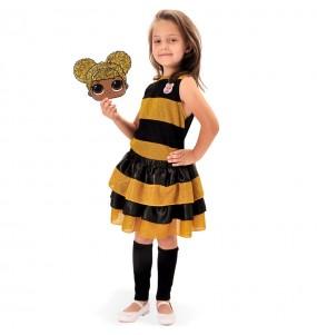 Costume da Queen Bee LOL Surprise per bambina