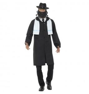 Travestimento Rabbino adulti per una serata in maschera