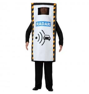 Costume da Radar di velocità per uomo
