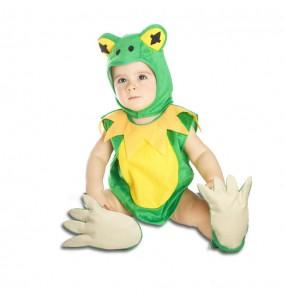 Travestimento Kermit la rana neonato che più li piace