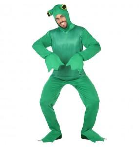 Costume da Rana Verde per uomo