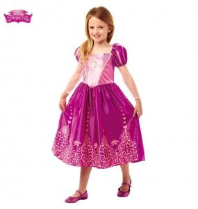 Travestimento Rapunzel bambina che più li piace