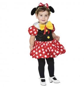 Costume da Topolina Minnie per bambina