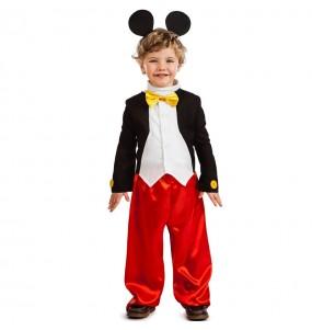 Travestimento Topolino Mickey Mouse bambino che più li piace