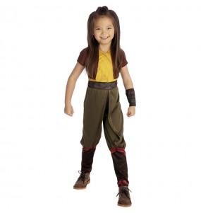 Costume da Raya e l'Ultimo Drago per bambina