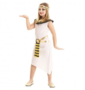 Costume da Regina egiziana per bambina perfil