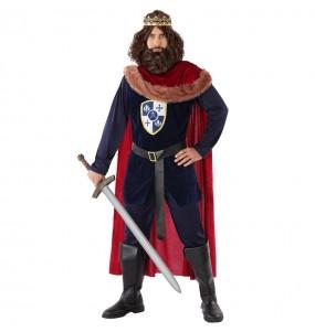 Travestimento Re Templare Medievale adulti per una serata in maschera