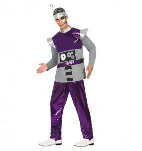 Costume da Robot per uomo