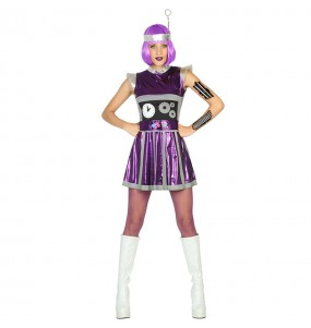 Costume da Robot per donna