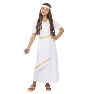 Travestimento Romana bianca bambina che più li piace