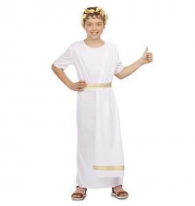 Travestimento Romano bianco bambino che più li piace